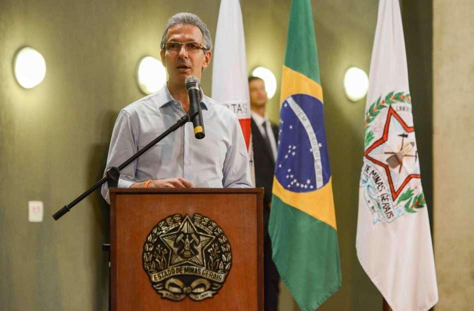 Governador vai participar no próximo dia 5, na sede do STF, em Brasília, de reunião para discutir Lei Kandir. Foto - Imprensa MG