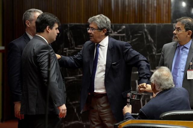 Líder, Luiz Humberto, Assembleia de Minas