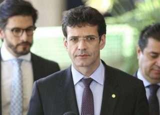 O ministro do Turismo, deputado federal Marcelo Álvaro Antônio, é apontado como pré-candidato a prefeito de BH. Foto - Valter Campanato/Agência Brasil