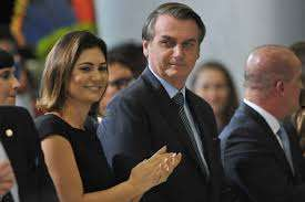 Planalto gastou R$ 328 mil para reformar sala onde despacha a primeira-dama Michele Bolsonaro - Foto - Agência Brasil/Divulgação