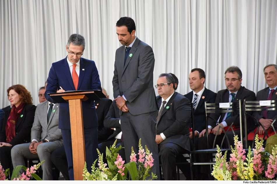 Zema, Duarte Jr. Mariana dia de Minas