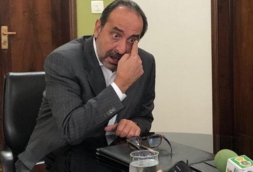 Alexandre Kalil intensifica ações para conseguir se manter como prefeito da capital mineira. Foto: Alem do Fato 01.08.2019