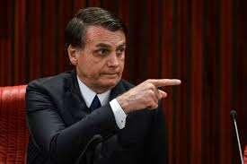 Presidente Jair Bolsonaro sai em defesa do seu ministro da Justiça, Sérgio Moro. Foto - Agência Brasil