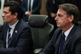 O presidente Jair Bolsonaro disse hoje que o pacote anticrime de Moro não é mais prioridade para o governo. Foto - Agência Brasil