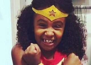 Garota Ágatha, de apenas 8 anos, foi morta na última sexta-feira, no Rio. Suspeita é que ela foi atingida por tiro disparado por uma equipe de policiais. Foto - Instagram/Reprodução