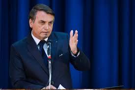 Presidente Bolsonaro diz que vai ter que suspender propaganda do pacote anticrime do ministro Moro por conta de ações de partidos de esquerda. Foto - Valter Campanato/Agência Brasil