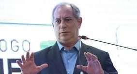 """Pré-candidato do PDT à presidência da República, Ciro Gomes prevê renúncia do presidente Bolsonaro e chama Sérgio Moro de """"corrupto"""". Foto - Agência Câmara"""