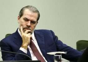 Presidente do STF, Dias Toffoli, pode pautar para breve julgamento da prisão de condenados em 2ª instância. Foto - Marcelo Camargo/Agência Brasil