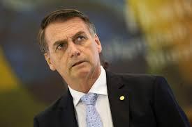 O presidente Jair Bolsonaro foi denunciado por crimes contra a humanidade e genocídio de povos indígenas. Foto - Agência Brasil