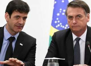 O ministro do Turismo, Marcelo Álvaro Antônio, deve deixar o PSL; ele alega ter compromisso com o presidente Bolsonaro. Foto: Marcos Palácio do Planalto