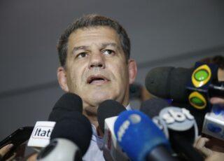 Coordenador da campanha presidencial de Bolsonaro, ex-ministro Gustavo Bebiano diz que vai à justiça contra o presidente. Foto - Agência Brasil