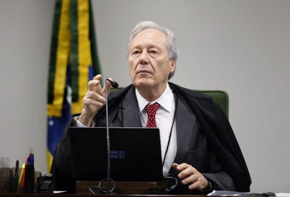 Ministro Ricardo Lewandowski Foto: Rosinei Coutinho/STF