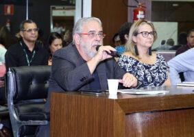 Secretário de Saúde de Belo Horizonte, Jackson Machado Pinto, prevê aumento substancial de casos suspeitos de coronavírus na cidade nos próximos dias. Foto - CMBH