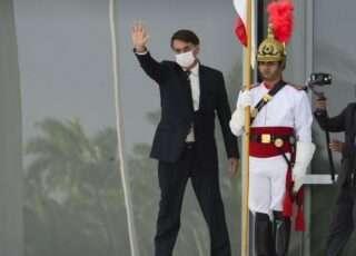 O presidente Jair Bolsonaro nega intenção de interferir na Polícia Federal. Foto - Presidência da República