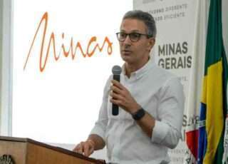 Governador Romeu Zema deve começar a atrasar repasse de recurso para demais Poderes, por conta da crise financeira de Minas. Foto - Agência Minas