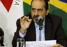 Prefeito Alexandre Kalil lidera pesquisa na disputa pela prefeitura de BH. Foto - PBH