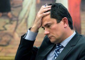 Ex-ministro Moro vem acumulando derrotas no Judiciário, Poder que ele serviu por 20 anos. Foto - Lula Marques