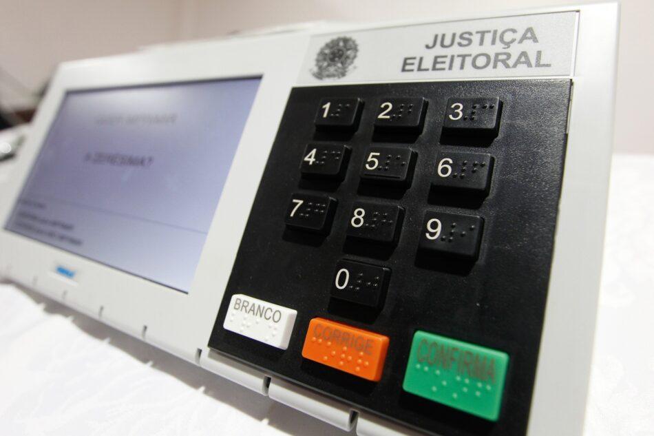 Primeiro turno das eleições municipais será no dia 15 de novembro. FOTO - TSE
